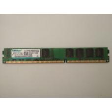 Kingmax 4GB DDR3 memória 1333Mhz KL CD48F-B8KB5 EGFS