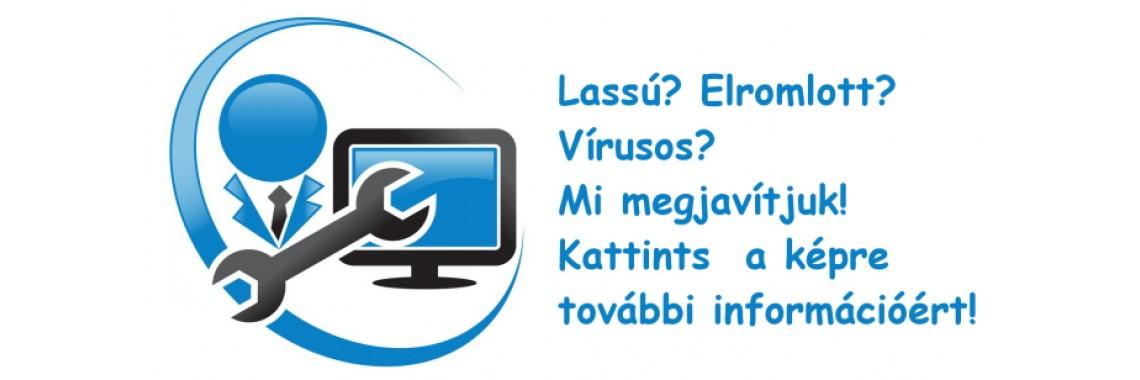 Rendszergazda szolgáltatás és számítógép javítás Budapest