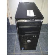 Dell optiplex 780 MT (merevlemez nélkül)