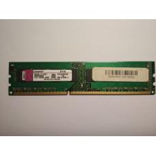 Kingston 4GB DDR3 KVR1333D3N9/4G memória 1333Mhz