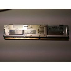 ECC memoria Samsung 512MB DDR2 1Rx8 PC2-5300F-555-11-A0 667Mhz