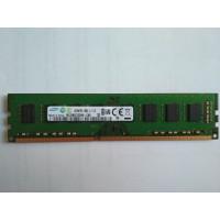 Samsung 4GB 2RX8 PC3-12800U-11-11-B1 DDR3 memória 1600Mhz M378B5273DH0-CK0