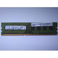 Samsung 4GB 2RX8 PC3-10600U-09-11-B1 DDR3 memória 1333Mhz M378B5273DH0-CH9