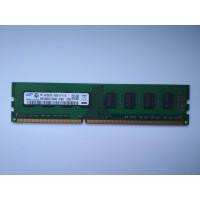 Samsung 4GB 2RX8 PC3-10600U-09-11-B1 DDR3 memória 1333Mhz M378B5273CH0-CH9
