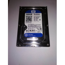 HDD Western Digital Caviar Blue 3.5 500GB 7200rpm 16MB SATA3 WD5000AAKX