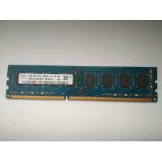 Hynix 4GB 2RX8 PC3-12800U-11-12-B1 DDR3 memória 1600Mhz HMT351U6CFR8C-PB N0 AA