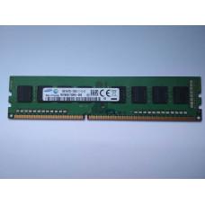 Samsung 4GB 1RX8 PC3-12800U-11-13-A1 DDR3 memória 1600Mhz M378B5173QH0-CK0