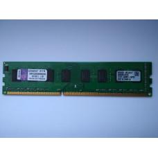 Kingston 4GB DDR3 KVR1333D3N9HK2/8G memória 1333Mhz