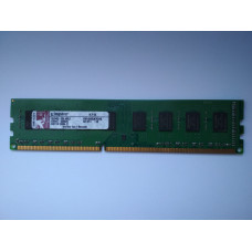 Kingston 4GB DDR3 KVR1066D3N7K2/4G memória 1066Mhz