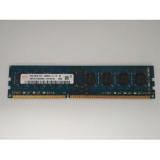 Hynix 4GB 2RX8 PC3-12800U-11-12-B1 DDR3 memória 1600Mhz HMT351U6CFR8C-PB_N0 _AA
