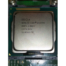 Intel Core i5-3470S 2.9GHz LGA1155 Processzor